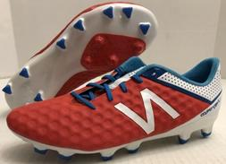 NEW BALANCE Visaro 2.0 Pro FG Soccer Cleats MSVROFAW Red  *N