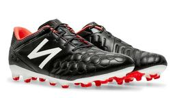New Balance Visaro Pro K-Lite FG Mens Soccer Cleats, Black/W