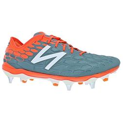New Balance Mens Visaro Soccer Performance Cleats Orange 11.