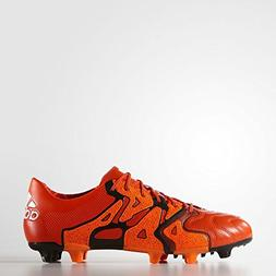 adidas Mens X 15.1 Leather FG/AG Firm Ground/Artificial Gras