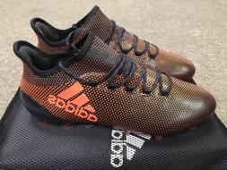 100% authentic b2a5e f000c ADIDAS X 17.1 FG Soccer Cleats S82288 NE...