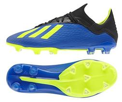 ADIDAS X 18.2 FG MENS SOCCER CLEATS SHOES DA9334 NEW SIZE 9.