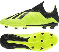 ADIDAS X 18.3 FG MENS SOCCER CLEATS SHOES DB2183 NEW SIZE 8