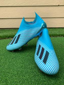 Adidas X 19+ 18+ 19.1 Soccer Cleats Laceless 2020 FG Size US