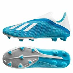 adidas X 19.3 FG 2019 Laceless Soccer Shoes Cleats Brand New