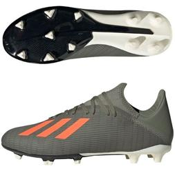 ADIDAS X 19.3 FG MENS SOCCER CLEATS SHOES GREEN EF8365 NEW S