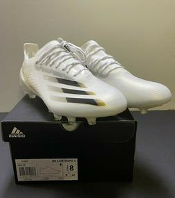 ADIDAS X GHOSTED.1 AG SOCCER CLEATS ⚽️EG8154 MENS SIZE 8
