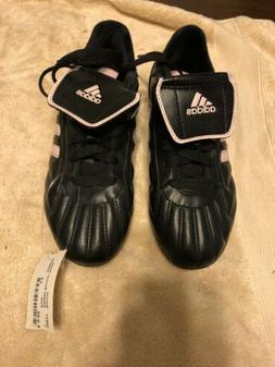 Youth Girls Adidas TRX HG Hard Ground Soccer Cleats Size 2.5