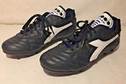 Youth/Men's Diadora Assist Firm Ground Soccer Cleats Size 6